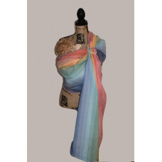 Ring sling Rainbow light