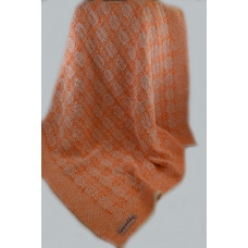 Blanket Linnea Orange